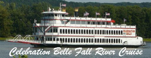 Celebration Belle Fall River Cruise GOOD