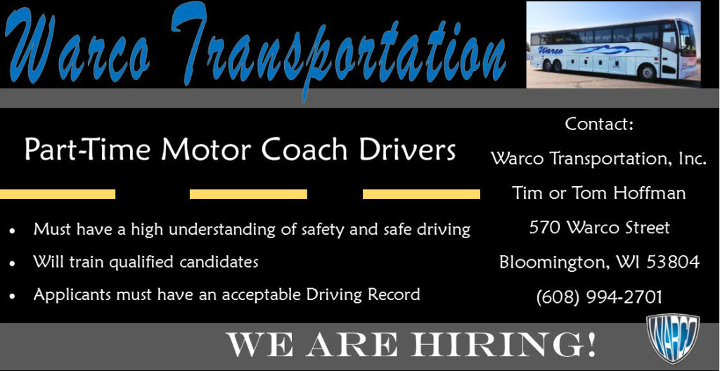 Motor Coach Drivers Jan2016